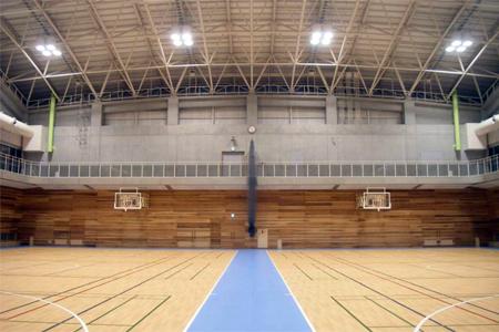中之島 体育館